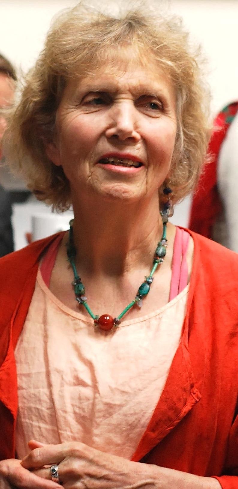 Jenny Mackewn